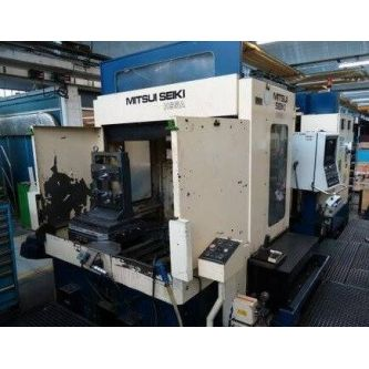 Horizontal machining centre MITSUI SEIKI H55A