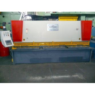 CN hydraulic guillotine shears EMERSON DIANA GH8-10x3200
