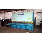 Hydraulic guillotine shears L.M.F CO 30-6