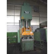 EMANUEL PRESSE MI 160 swan neck c-frame hydraulic press