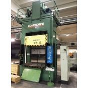 LOIRE SAFE 150.1500.40 Double sided uprights hydraulic press