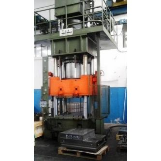 T.C.S. 530-1000-250 Hydraulic press with four columns
