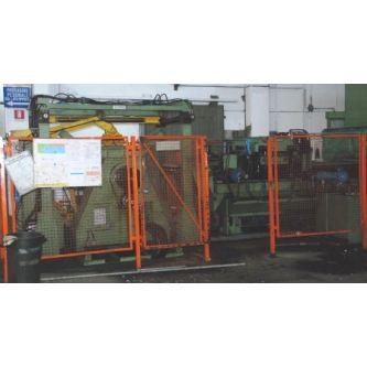 CISAM 1000-4-PE-A58-S Linea di alimentazione oleodinamica