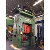 CLEARING INNOCENTI S2-300-60-42 Pressa meccanica a doppio montante a 2 punti di spinta