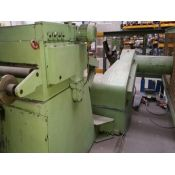 SARONNI Semi-compact feeding unit for presses