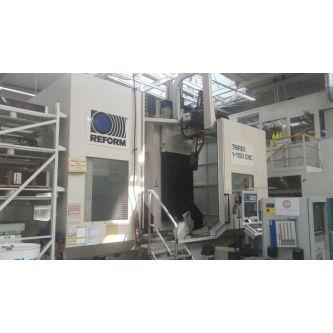 REFORM TRIREX 1-1100 CNC Vertical grinding machine