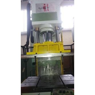 GIGANT GT 100 EXPORT Swan neck c frame hydraulic press