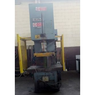 ATREMA KR 100 Swan neck c frame hydraulic press