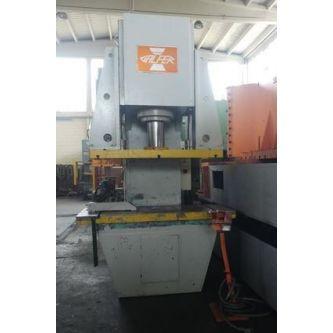 GALFER ME 50-S2 Swan neck c frame hydraulic press