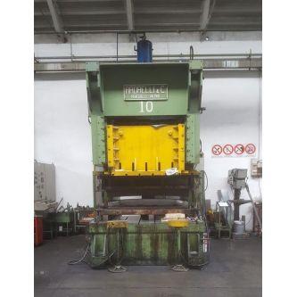 RADAELLI MEDITERRANEO H frame double side uprights mechanical press
