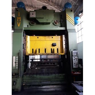 IMV GALLI D42 H frame double side uprights mechanical press