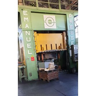 EMANUEL DEA 500 H frame double side uprights hydraulic press