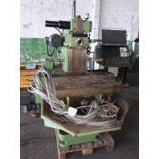 DECKEL FP3 NC Knee-type milling machine for tool makers