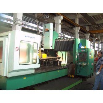 Centro di fresatura a portale 3 assi WINTEC DMV3000 CNC
