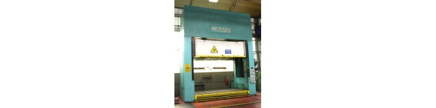 Hydraulic die spotting presses