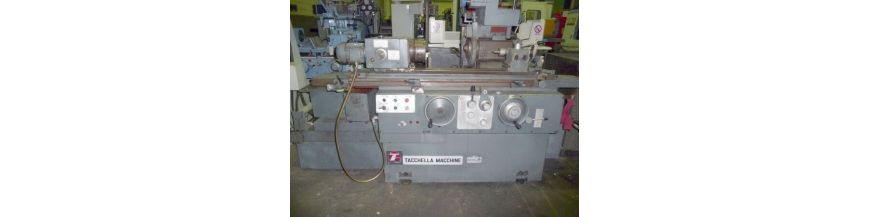 Cylindrical grinding machines-internal external-centerless