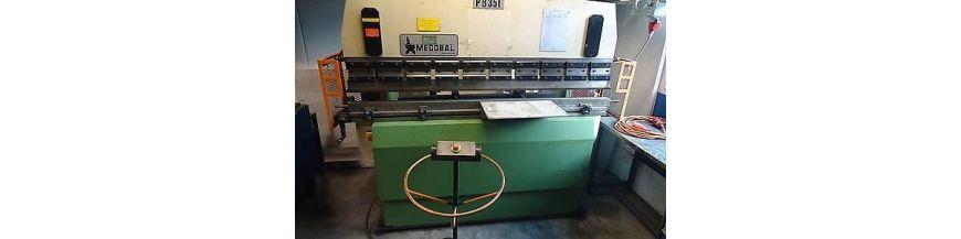 Mechanical bending machine presses
