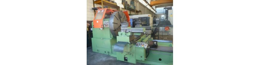 Centre paralles lathes