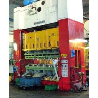Pressa meccanica a doppio montante AMBROGIO GALLI 40ML-300