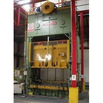 Double sided mechanical press ERFURT PKZZ500
