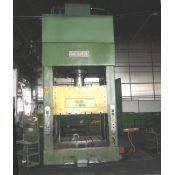 GALDABINI RSAC-300 double sided uprights hydraulic press