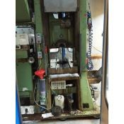 PMB EPK 100 Double sided mechanical press