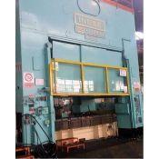 INNSE USI CLEARING S4-500-144-84 Pressa meccanica a doppio montante