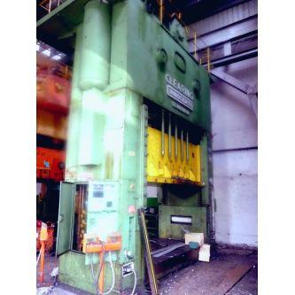 CLEARING INNOCENTI S2-400-108-60 Pressa meccanica a doppio montante