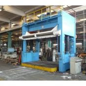BLISS SERIE 48 Double sided uprights die spotting hydraulic press
