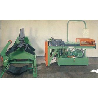 CISAM Automatic feeding unit for hydraulic press