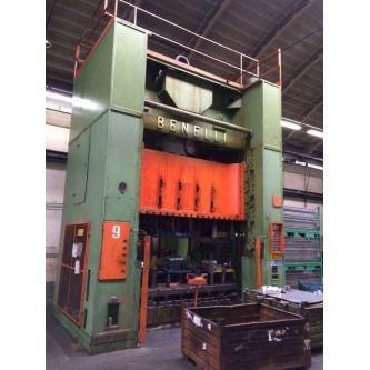 BENELLI P2M-500-2P-2730X1550 Pressa meccanica a doppio montante