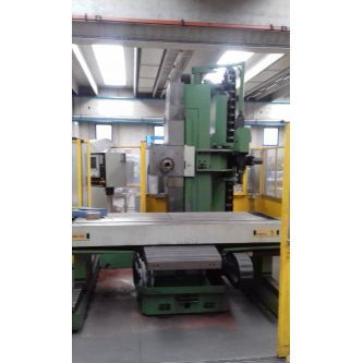 SECMU C6 BY STC Bed type milling machine