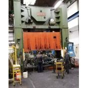 OMERA OPM2 630 Double side uprights H-Frame mechanical press