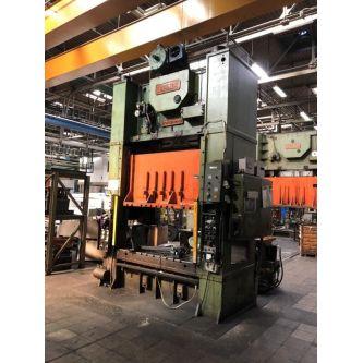 OMERA OPM2 250 Pressa meccanica a doppio montante