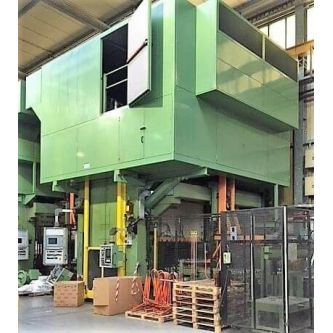 ROVETTA HS 15000-2200-1600-6 Pressa oleodinamica a due montanti H frame