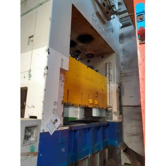 SPIERTS F2-E40-X2,7 Double sided mechanical press
