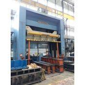 ROVETTA HP 50-3500-2000 Pressa oleodinamica a doppio montante H frame