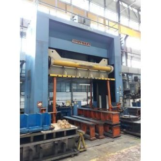ROVETTA HP 50-3500-2000 H frame double side uprights hydraulic press