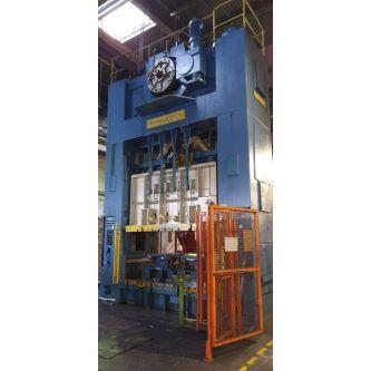 WEINGARTHEN Pressa meccanica a doppio montante H frame