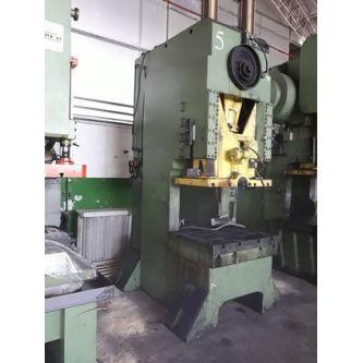 OTI 100 TON swan neck c-frame mechanical press