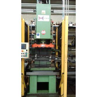 COMEVI P050CC C-frame swan neck hydraulic press