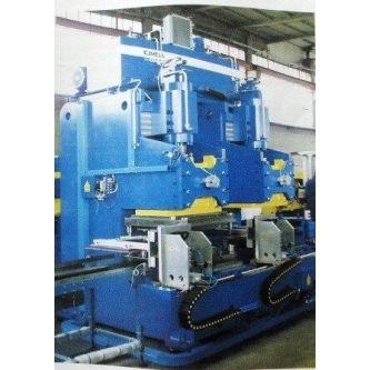 Transferized automatic press line with feeding line CIMSA-SERVO PRESSE LPL 60-0631